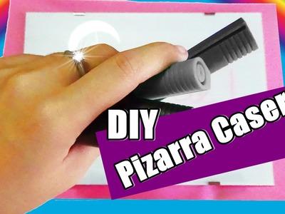 DIY | Cómo hacer una PIZARRA CASERA