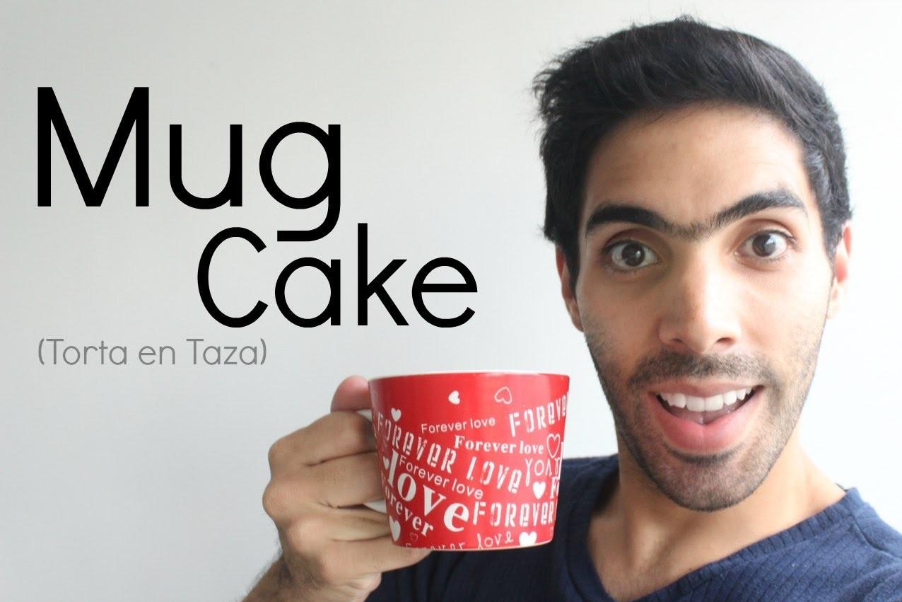 Mug Cake Perfecto de Vainilla  DIY Sin Horno! - Alejandro Salazar