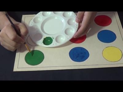 Teoría del Color 1.  Maquillaje  Colorimetria   Video 4