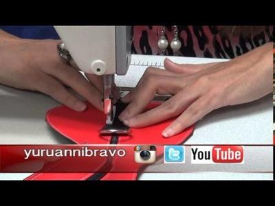 Como hacer una cartera valentino, vídeo promocional