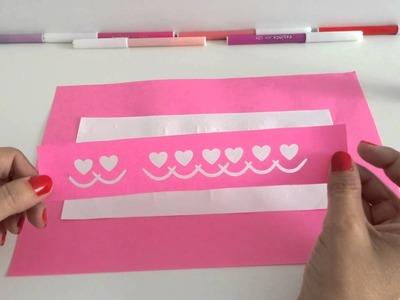 Más ideas para el día de la madre! Una tarjeta muy especial!