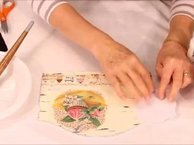 Técnicas chalk effect 1   DECOMAN
