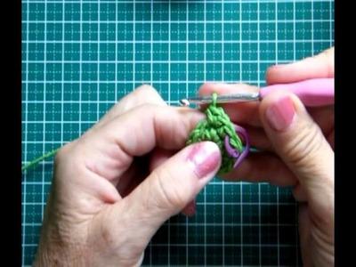 Tutorial como aprender hacer amigurumis