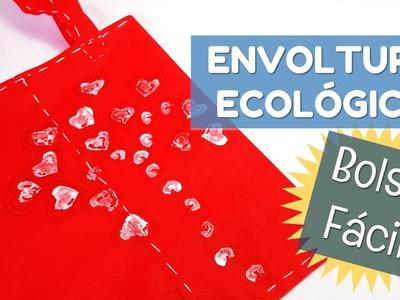 Cómo hacer bolsas de tela para regalo | facilisimo.com
