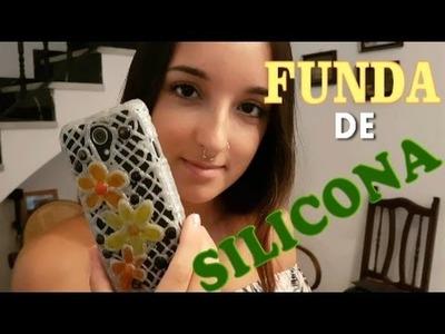 Como hacer Funda de movil de silicona