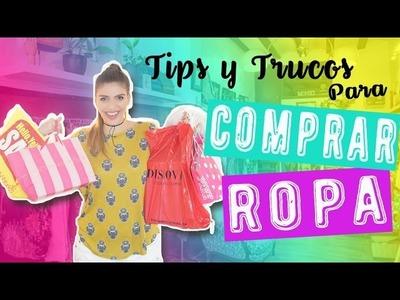 TIPS y TRUCOS para COMPRAR ROPA│Magic Armarium