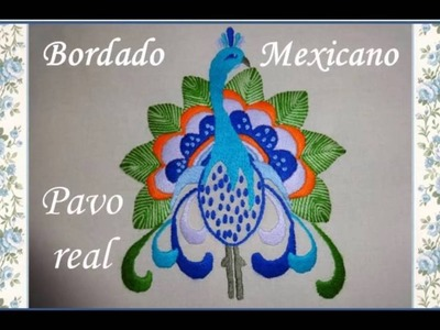 4.9 ♥ BMexicano ♥ Pavo Real ♥ Cresta y ojo ♥ Parte 2