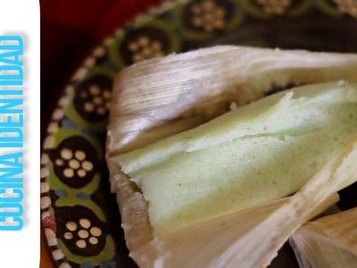 Cómo hacer Tamales de Limón. Yuri de Gortari