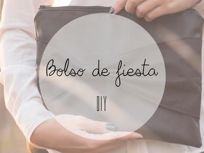 DIY Bolso de fiesta | YasminaDiego