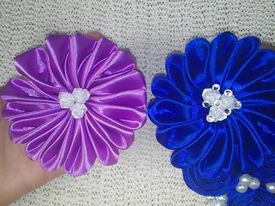 Flor hilvanada