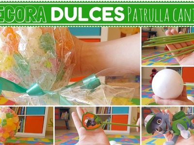 IDEAS DECORAR CUMPLEAÑOS PATRULLA CANINA. PAW PATROL BIRTHDAY PARTY IDEAS