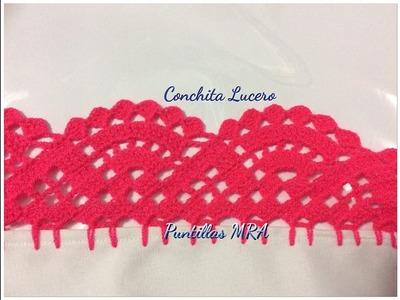 Puntilla para servilleta MRA Conchita Lucero 2.2