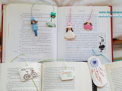 Separador de libro actividad con los niños