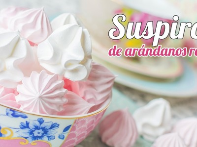 Suspiros o Galletitas de merengue suizo | #4 Mesa dulce para Baby Shower | Quiero Cupcakes!