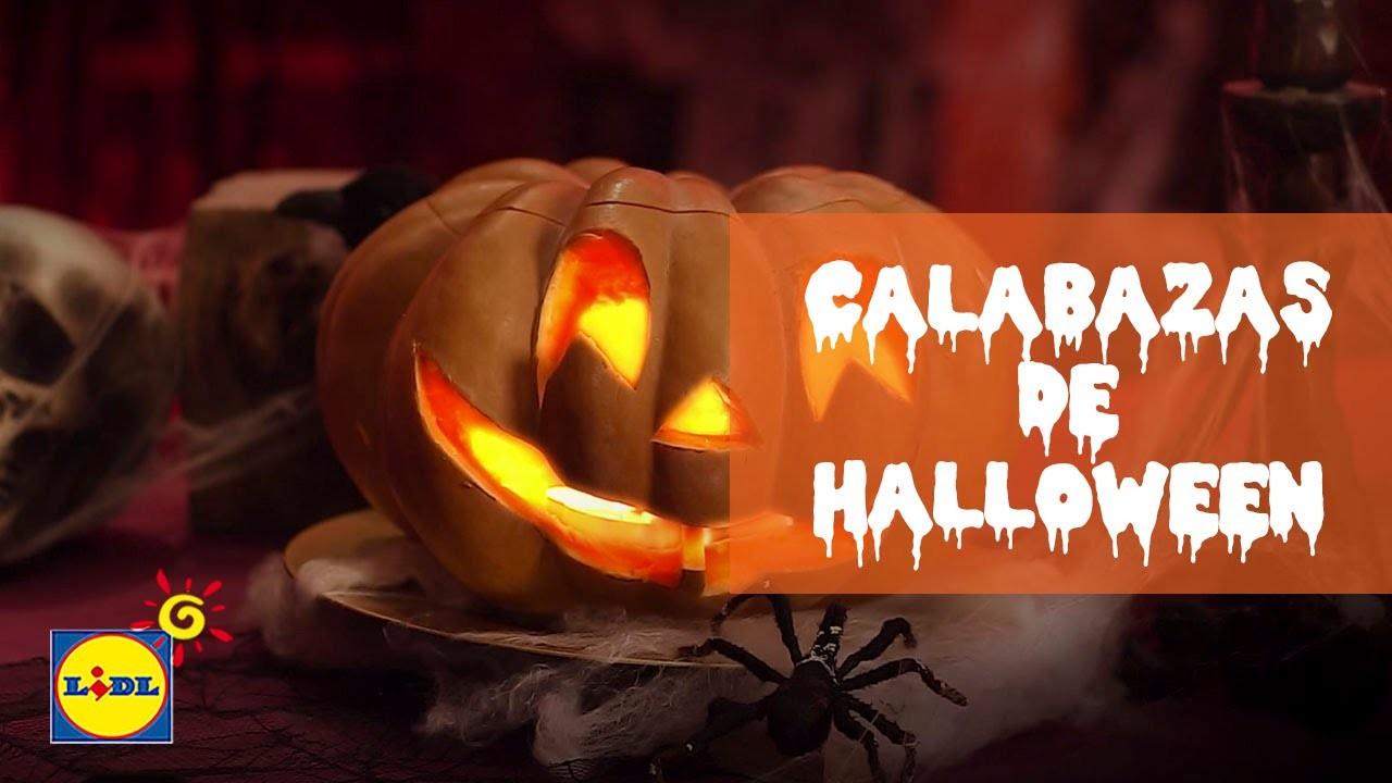 Calabazas de Halloween - Lidl España