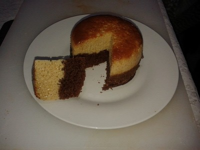 CHOCOFLAN, SIN HORNO, Receta # 22, pastel imposible, receta de chocoflan
