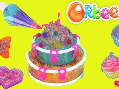 ORBEEZ Crush en Español |  Decorando Pasteles Tortas y Galletas con ORBEEZ