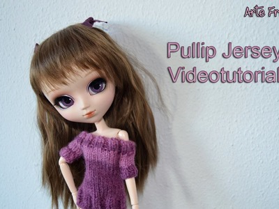 Pullip Blythe Doll Knitting Sweater