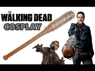 BATE casero Negan, The Walking Dead cosplay LUCILLE - BeagleArts ♥