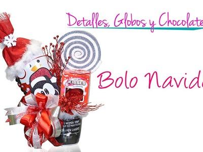 Bolo navideño en taza, Gaby Delgado