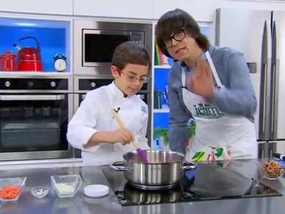 Disney Channel España   Un, Dos, ¡Chef! - Mejillones para Sweet California