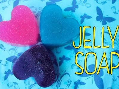 DIY: ¿Como hacer jabones de gelatina?  Lorena G ♥