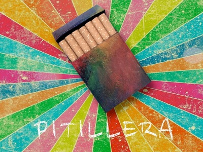 DIY - Pitillera (Cajetilla para cigarros)