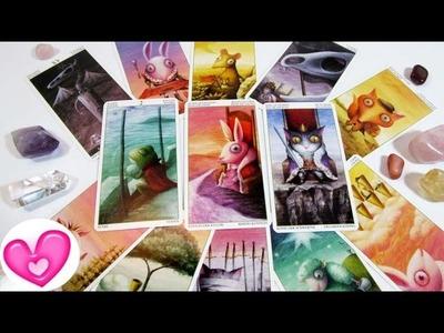Piscis Junio 2016 4.4 - del 20 al 26 de Junio Horoscopo Semanal Tarot Guia Angelical