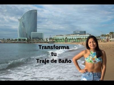 Transforma tu traje de baño   Quicha Rocio