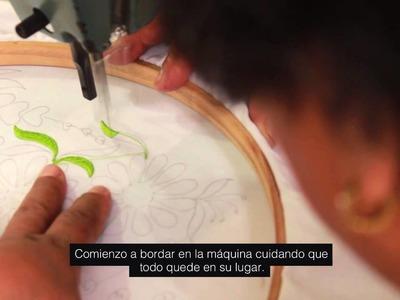 Artesanía de Bordado - Mérida, Yucatán