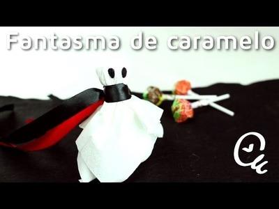 Cómo hacer fantasmas de caramelo para Halloween  | facilisimo.com