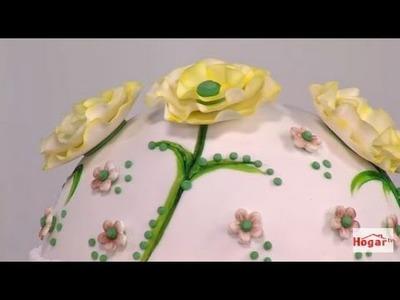 Como hacer flores silvestres - Hogar Tv  por Juan Gonzalo Angel