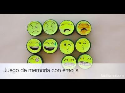 Cómo hacer un juego de memoria con emojis | facilisimo.com