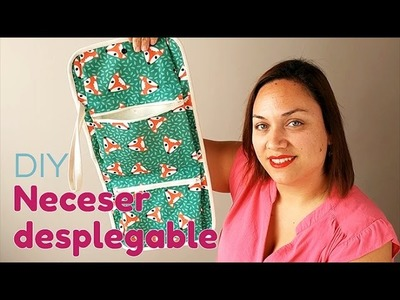 Neceser desplegable DIY