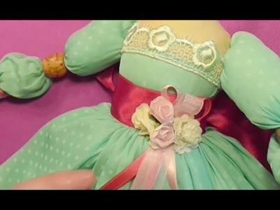 Carmencita , adorno de cintura 9.15 video- 138