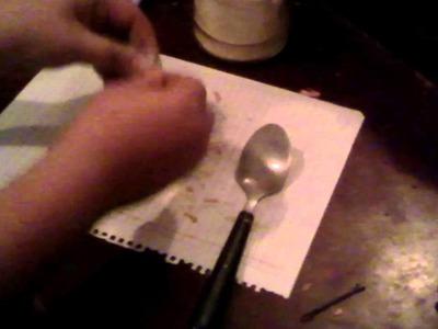 Cómo hacer polvo pica pica