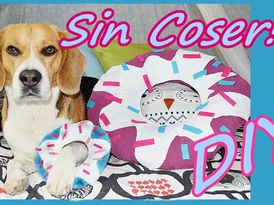 MANUALIDADES fáciles para hacer en CASA : DONUT Cojín sin coser - BeagleArts ♥