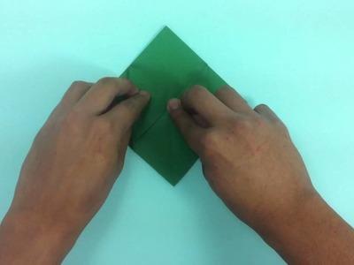 Trébol de origami - Juegos para niños