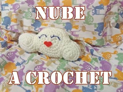 Tutorial NUBE AMIGURUMI - Aprende a hacer una nube amigurumi - Learn to do a teddy cloud