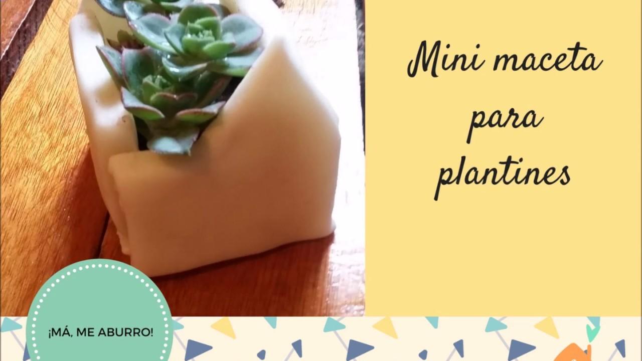 Macetas de porcelana fr a craft for kids - Macetas de porcelana ...