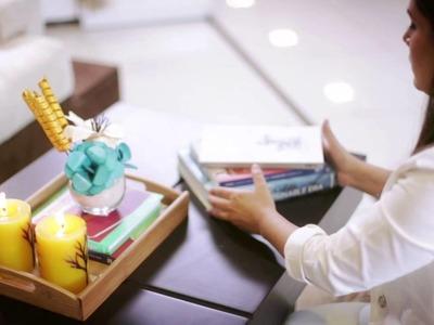 5 tips para decorar tu mesa de centro