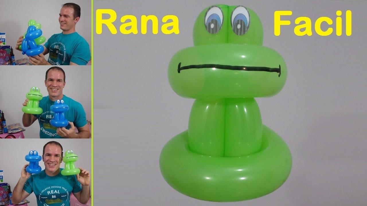 Figuras Con Globos Martes De Junio De Arreglos Con Globos En - Figuras-con-globos-faciles