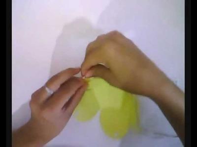 Caja en forma de flor TUTORIAL ●ω●