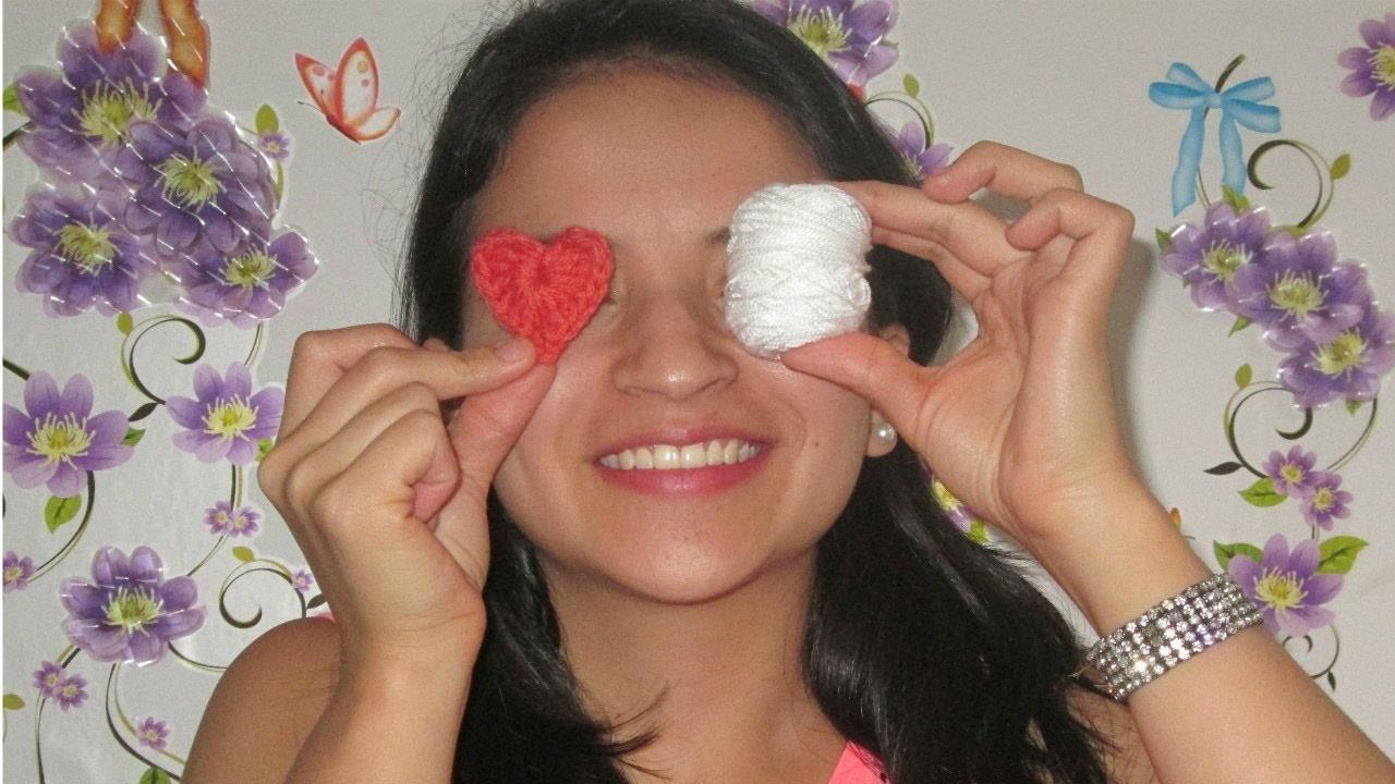 Ejercicios para descansar los ojos - Ideal tejedores de CROCHET. GANCHILLO