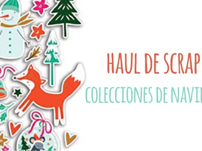 HAUL Scrapbook - Colecciones de Navidad de Toga