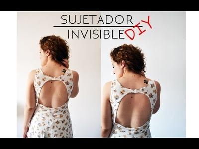 ¡DIY SUJETADOR INVISIBLE! - Live Twice