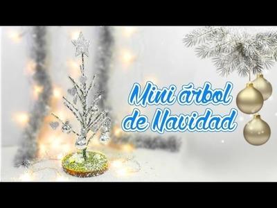 Árbol para Navidad en Miniatura, una Manualidad, diy, preciosa
