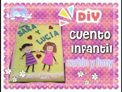 DIY CUENTO INFANTIL DE CARTÓN