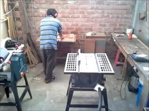 DIY Jewelry box time lapse