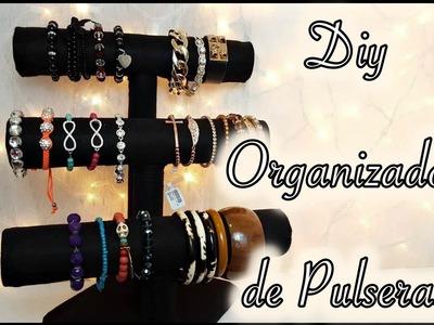 DIY Organizador para Pulseras| Rosalyn Channel